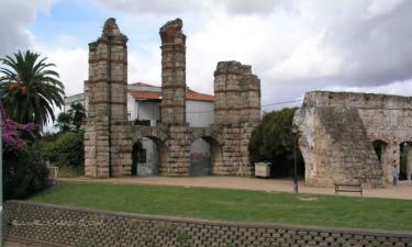 Acueducto de Rabo de Buey-San Lázaro