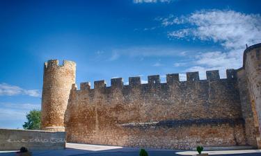 Muralla de Burgo de Osma