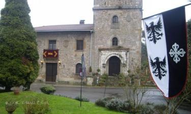 Palacio en Villabona