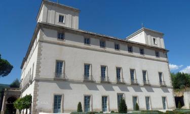 Palacio del Infante Don Luis de Borbón