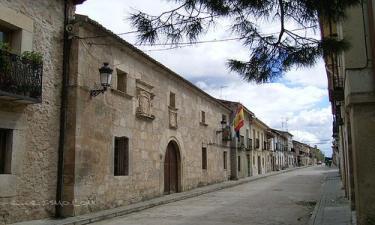 Palacio de los Mendoza