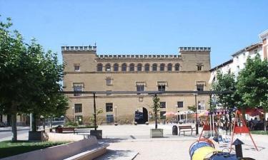 Palacio de los Marqueses de Ayerbe