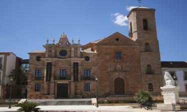Palacio del Intendente Olavide