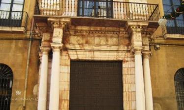 Palacio Marqués de Villadarias