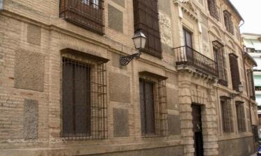 Palacio de la Marquesa de las Escalonias