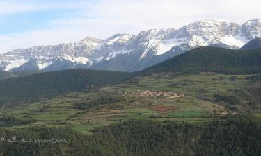 Cadi - Moixeró