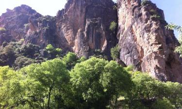 Barranco de los Cahorros