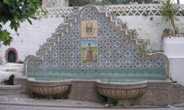 Fuente de la Gitana