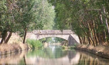 Arranque del Canal del Duero