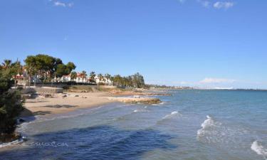 Playa de Aiguassera