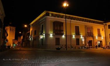 Posada Los Cinco Linajes en Arévalo (Ávila)
