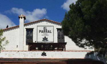 Posada El Parral en Benaocaz a 12Km. de Grazalema