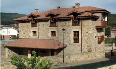 Posada Casa Rosalia Posada en Castro Urdiales (Cantabria)