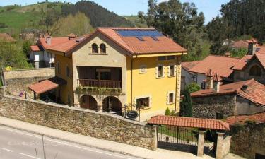 Posada Carpe Diem en Liérganes a 5Km. de Solares