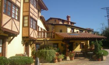 Posada Rural La Solana Montañesa en Comillas a 15Km. de San Vicente de la Barquera