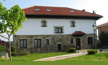 Posada El jardin de Angela en Santander a 15Km. de Solares