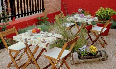 Antaviana Hospedería Rural con Encanto en El Ojuelo (Jaén)