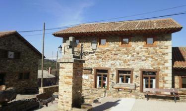 Posada Peñaparda & SPA en Serrada de la Fuente a 10Km. de Montejo de la Sierra