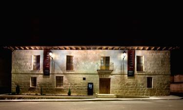 Posada Rural Villa Ferrera en Herrera de Valdecañas a 40Km. de Mahamud