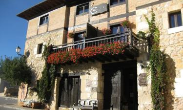 Cabaña Real de Carreteros en Casarejos (Soria)