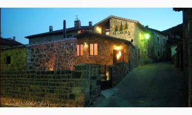 Posada Rural La Casona de Vinuesa en Vinuesa (Soria)
