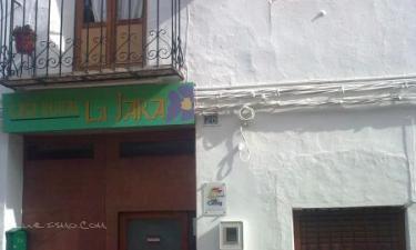 Posada La Jara en Navarrés a 38Km. de Alzira