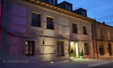 La Posada de las Esencias en La Seca (Valladolid)