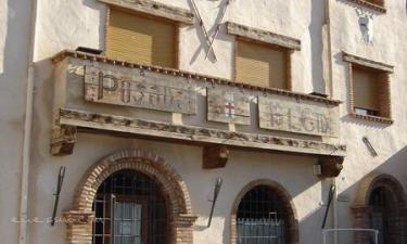 Posada El Cid en Terrer a 11Km. de Paracuellos de Jiloca