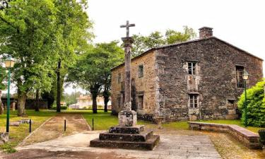 Santa María da Peregrina