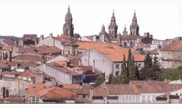 Santiago de Compostela: