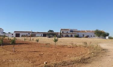 Casas de Malagana