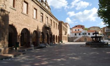 Fabricas de San Juan de Alcara