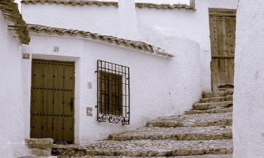 Pueblo Chinchilla de Monte Aragón