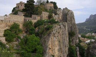 Pueblo Guadalest