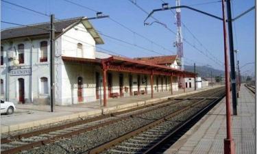 Pueblo Estación de la Encina