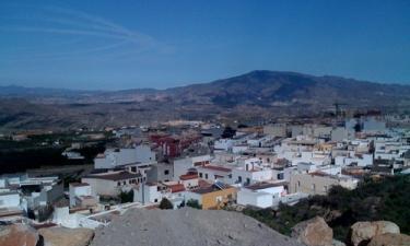 Pueblo Alhama de Almería
