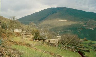 San Salvador de Valledor: