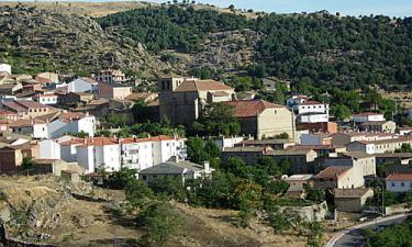 San Bartolomé de Pinares
