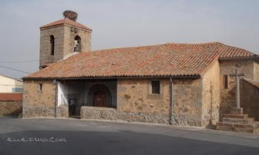 Casas de Sebastián Pérez