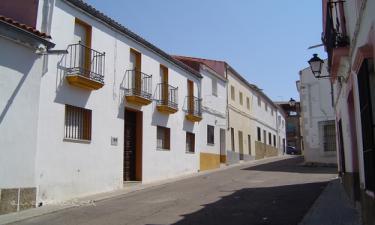 Casas de Don Pedro: