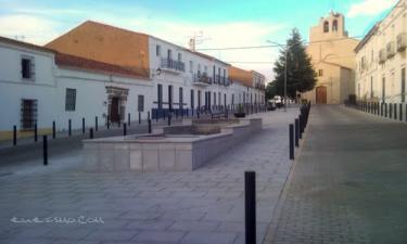 Retamal de Llerena: