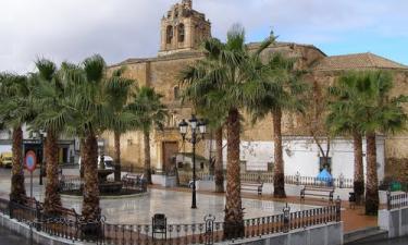Villalba de los Barros: