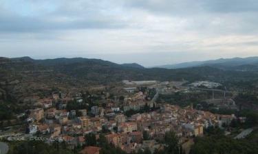 Pueblo Monistrol de Montserrat