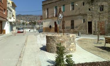 Sant Vicenç de Castellet: