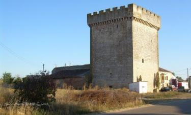Arenillas de Muño:  Torre del castillo