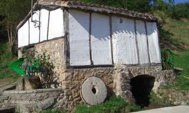 San Miguel de Pedroso:  El molino