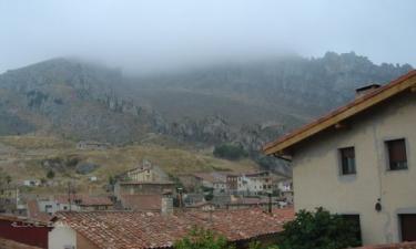 Monasterio de Rodilla: