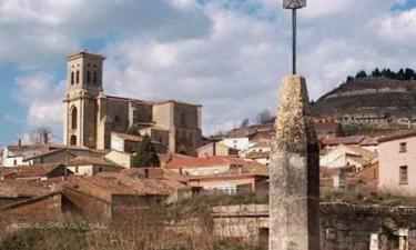 Pampliega:  Pampliega, Monumento de Wamba