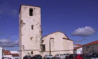 Casas de Miravete: