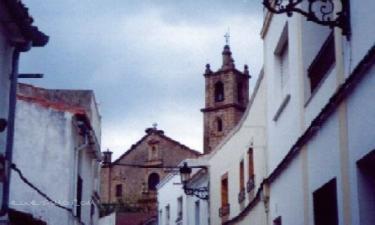 Valencia de Alcántara: